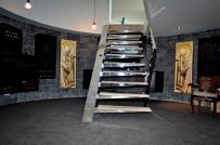 House Venter Cellar staircase
