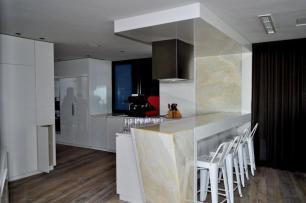 House Venter Kitchen counter