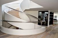 House Venter Staircase rounding